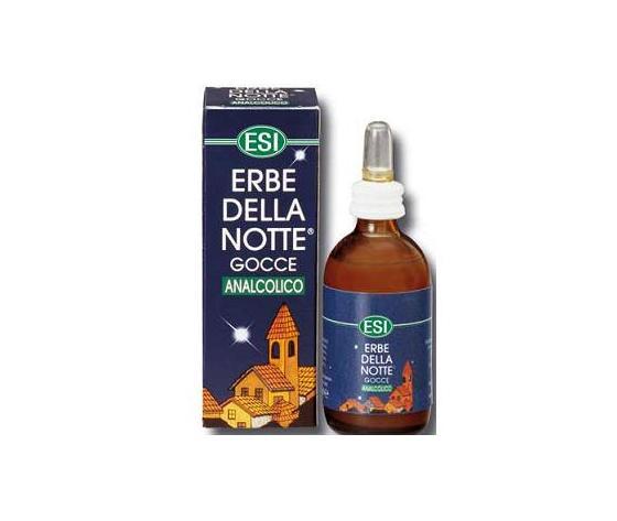 Erbe Della Notte Gocce Analcolico 50 ML - ESI SpA