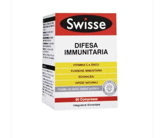 Swisse Difesa Immunitaria 60 CPR Procter & Gamble