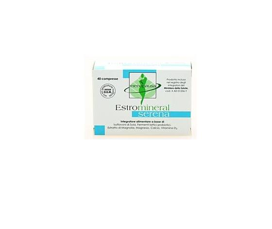 Estromineral Serena 40 compresse Meda Pharma S.p.A.