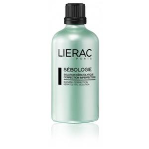 Sebologie Soluzione Cheratolitica Correzione Pelli Miste 100 ml Lierac