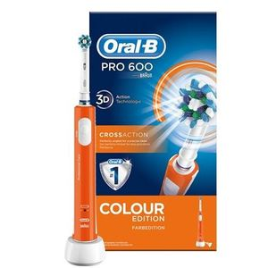 Oral-B Oral b PC 600 Arancio Crossaction Procter & Gamble