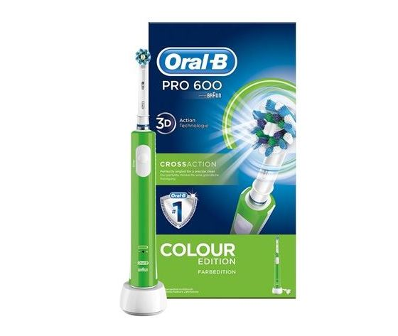 Oral-B Oral b PC 600 Verde Crossaction Procter & Gamble