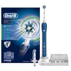 Oral-B SmartSeries 4000 Braun Spazzolino Elettrico Ricaricabile Procter & Gamble