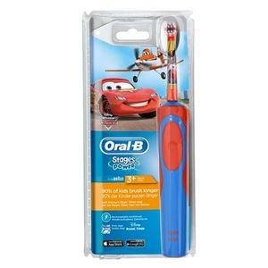 PROCTER & GAMBLE SRL Oralb Pow Vitality Stage Cars Procter & Gamble
