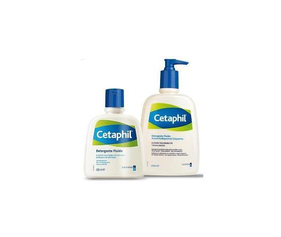 Cetaphil Detergente Fluid 470ML - GALDERMA ITALIA SpA