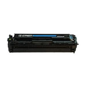 TONER HP CC531A BK - CANON 718 C COMPATIBILE