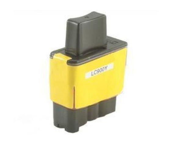 CARTUCCIA COMPATIBILE con BROTHER LC900 Yellow