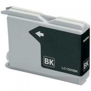 CARTUCCIA COMPATIBILE con BROTHER LC-970/1000 BK