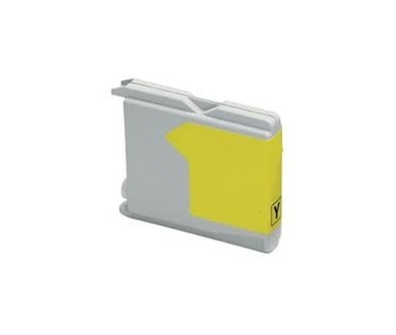 CARTUCCIA COMPATIBILE con BROTHER LC-970/1000 Yellow