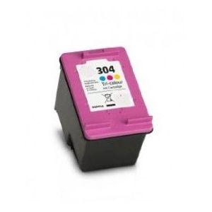 Cartuccia Comp. con HP 304XL COLOR Tripla Capacità