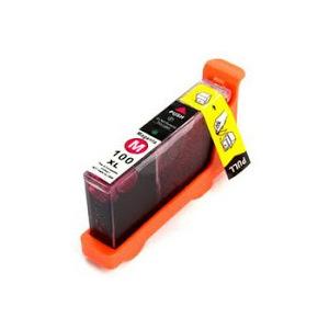 Cartuccia Comp. con Lexmark N. 100XL MAGENTA Doppia Capacità