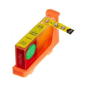 Cartuccia Comp. con Lexmark N. 100XL YELLOW Doppia Capacità