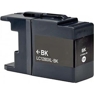 Cartuccia Comp. con BROTHER LC-1280XL BK