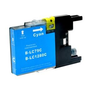 Cartuccia Comp. con BROTHER LC-1280XL Ciano