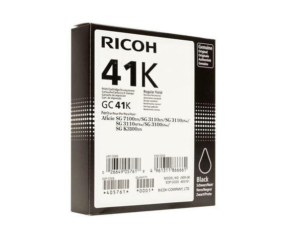 CARTUCCIA COMPATIBILE RICOH GC-41 BK