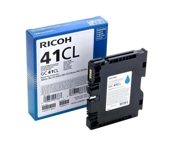 CARTUCCIA COMPATIBILE RICOH GC-41 CYAN
