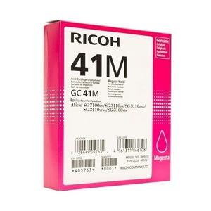 CARTUCCIA COMPATIBILE RICOH GC-41 MAGENTA