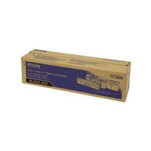 TONER EPSON C1600 BK COMPATIBILE