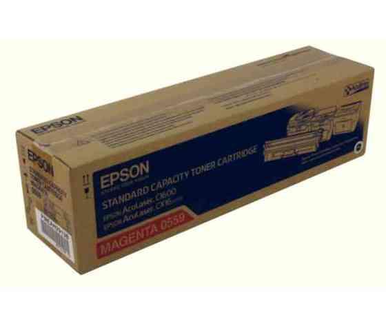 TONER EPSON C1600 MAGENTA COMPATIBILE