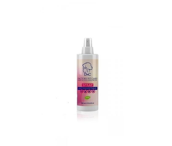 D&C Spray Antiparassitario spray 100ml