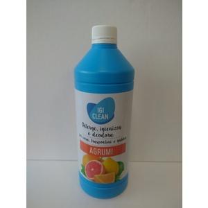 IgiClean Detergente/Igienizzante Agrumi 1lt