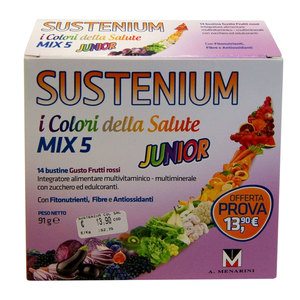 Sustenium Mix 5 Junior