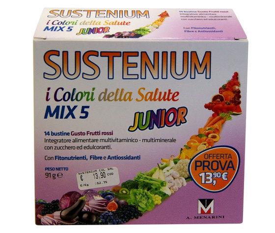 Sustenium Mix 5 Junior