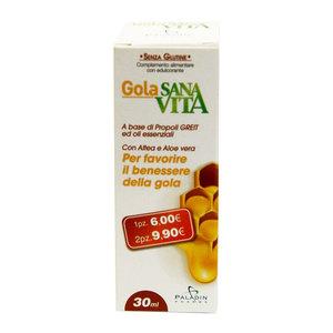 SanaVita Gola 30ml - 2 pezzi