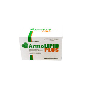 Armo Lipid Plus integratore alimentare