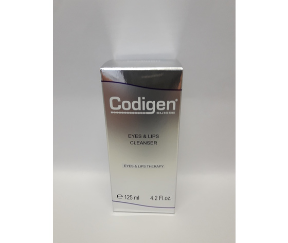 CODIGEN EYES & LIPS CLEANSER