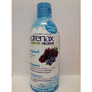 Drenax forte plus con mirtillo e uva 750 ml