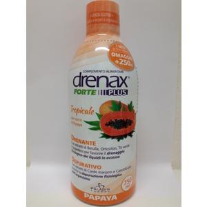 drenax FORTE Tropicale con Papaya 750 ML
