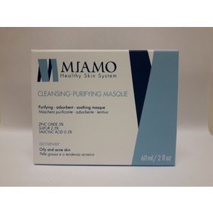CLEANSING-PURIFYING MASQUE MIAMO