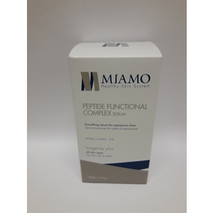 PEPTIDE FUNCTIONAL COMPLEX SERUM MIAMO