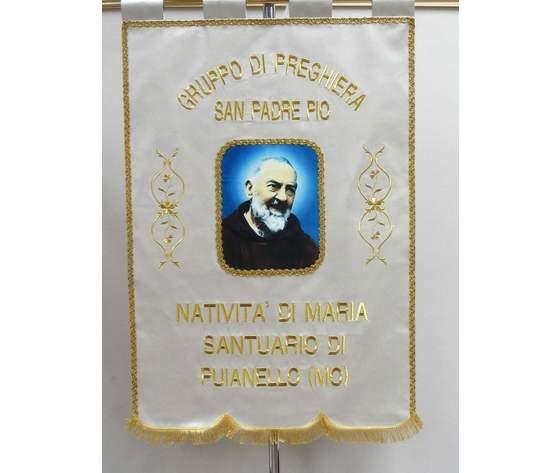 Stendardo Padre Pio 5646