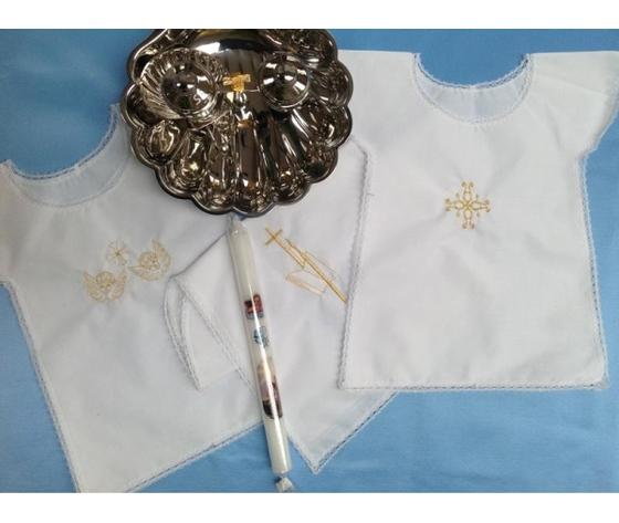 Offerta 20 Camicini Battesimo