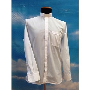 Camicia clergy bianca 16ML
