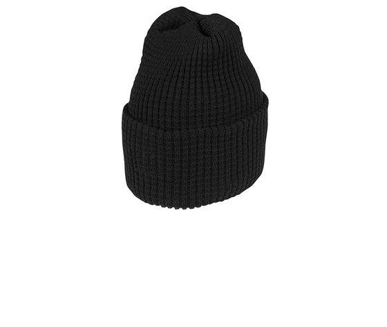 BERRETTO MUSTO THERMAL HAT BLACK UNISEX