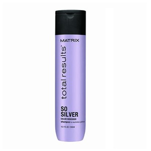 MATRIX SHAMPOO  SO SILVER TOTAL RESULT 300ML
