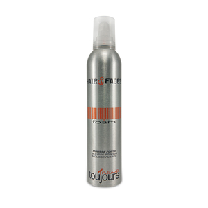 TOUJOURS FOAM MOUSSE STRONG 300 ML