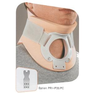 Collare cervicale con foro tracheale Cervistable