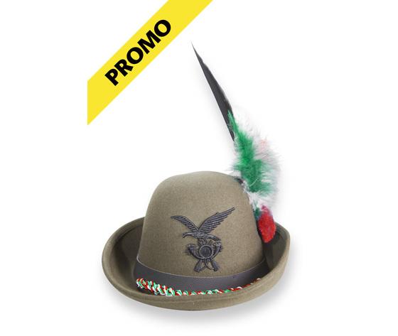 Promo cappello alpino