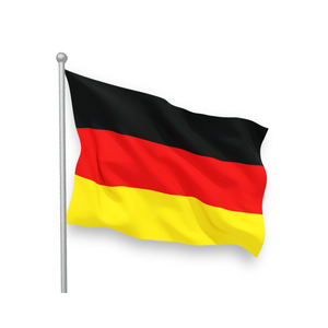 BANDIERA GERMANIA varie misure