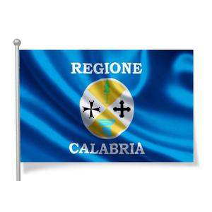 REGIONE CALABRIA bandiera varie misure