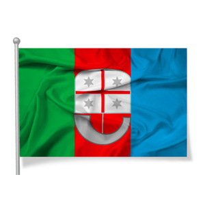 REGIONE LIGURIA bandiera varie misure