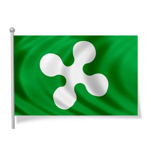 REGIONE LOMBARDIA bandiera varie misure