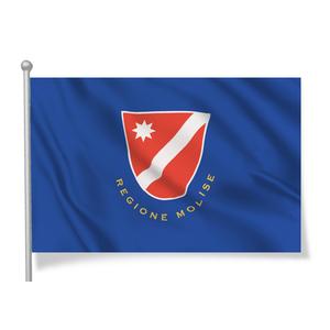 REGIONE MOLISE bandiera varie misure