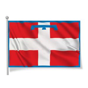 REGIONE PIEMONTE bandiera varie misure