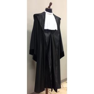 Toga avvocato in poliestere