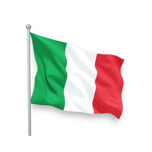 BANDIERA ITALIA varie misure